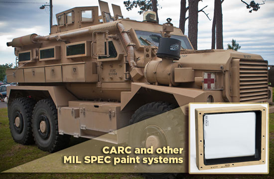 Mil Spec Finishes